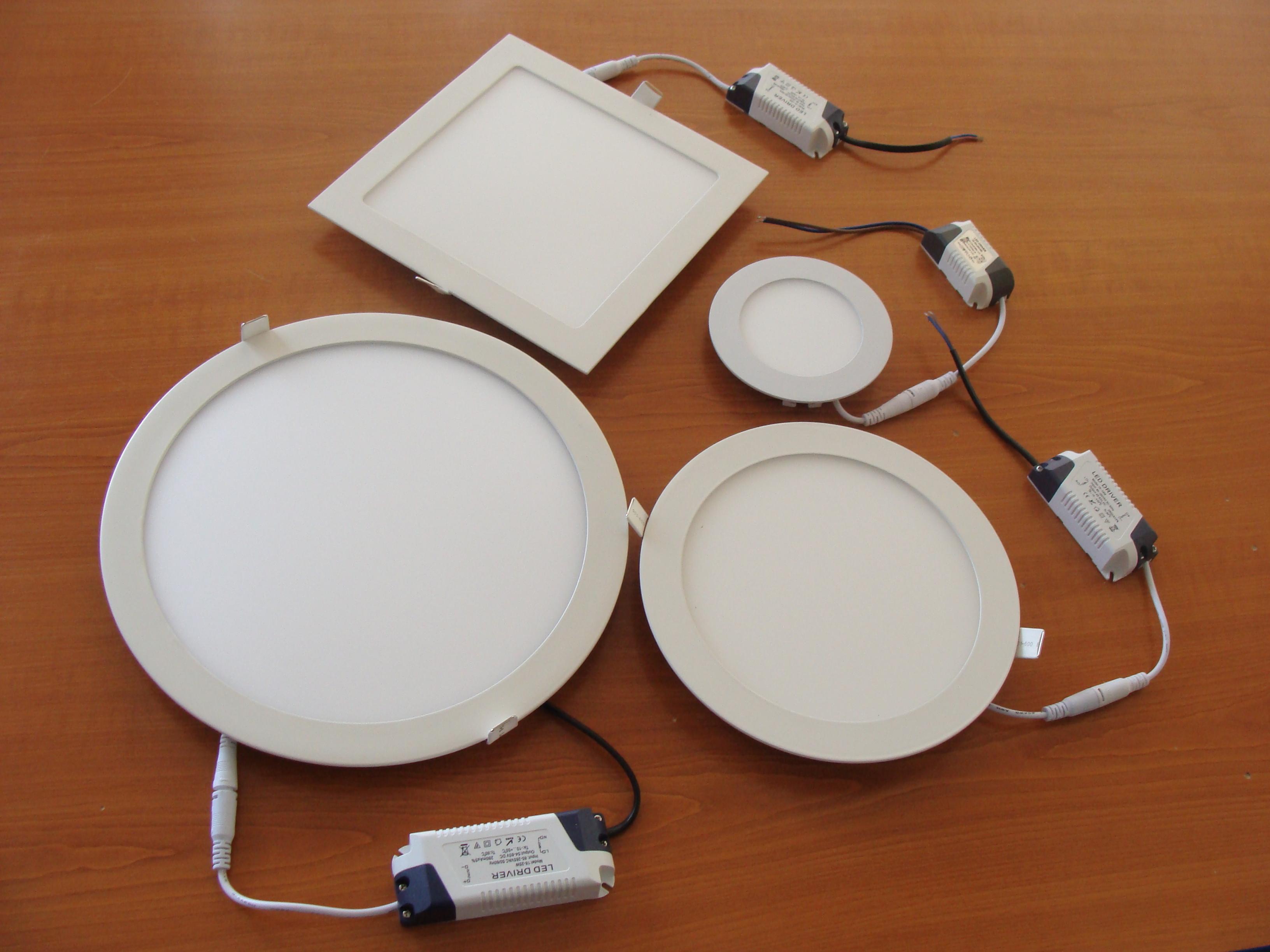 светодиодные светильники доунлайт