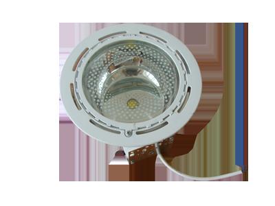 переделка светильников downlight